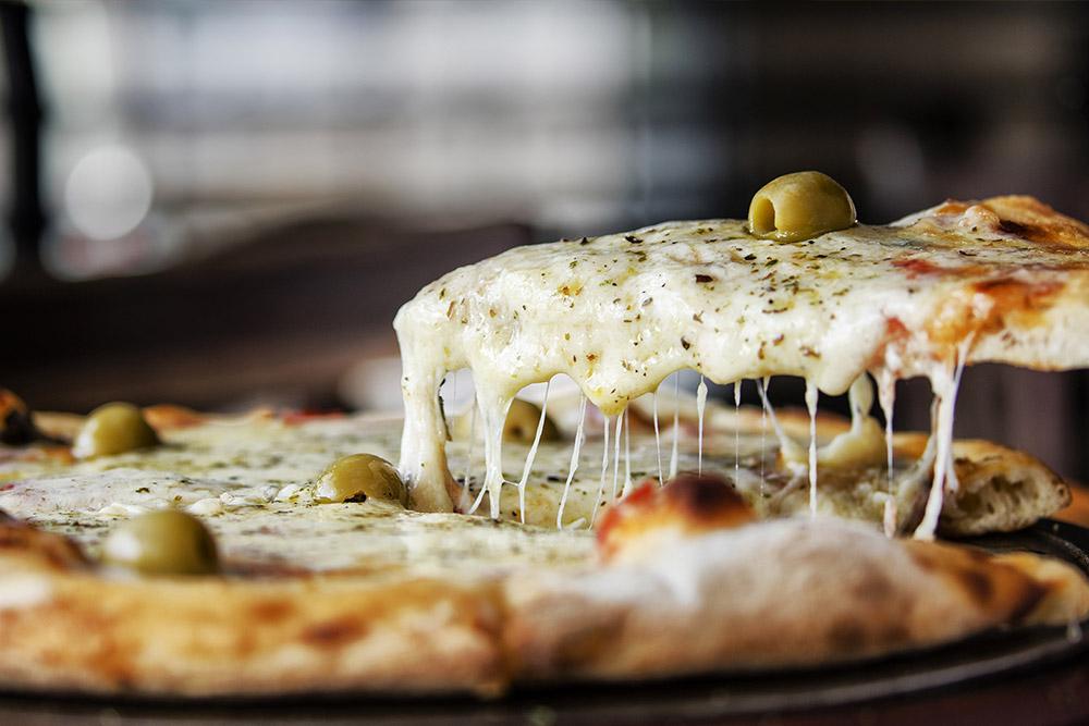 Delivery de Pizzas en Mendoza Ciudad - Barrio Bombal   Sabores Mendoza