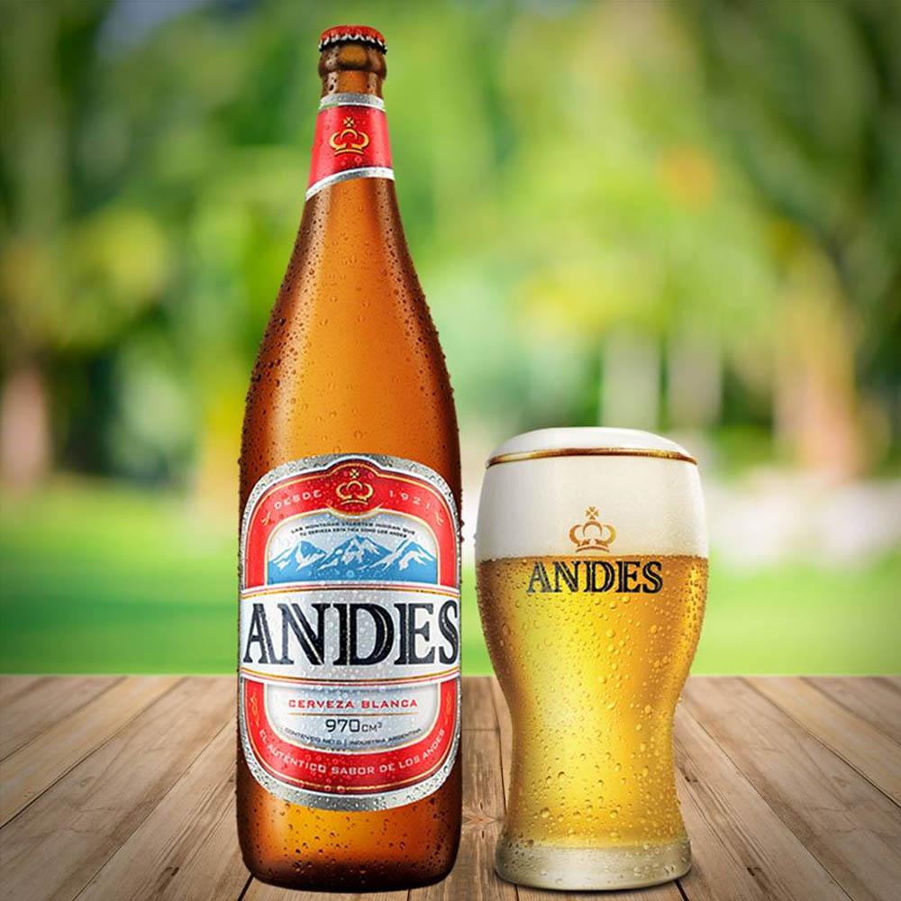 Sabores Mendoza | Cerveza Andes - Pedidos Online Delivery Mendoza