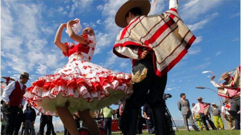 Fiestas Patrias Chile Mendoza Argentina
