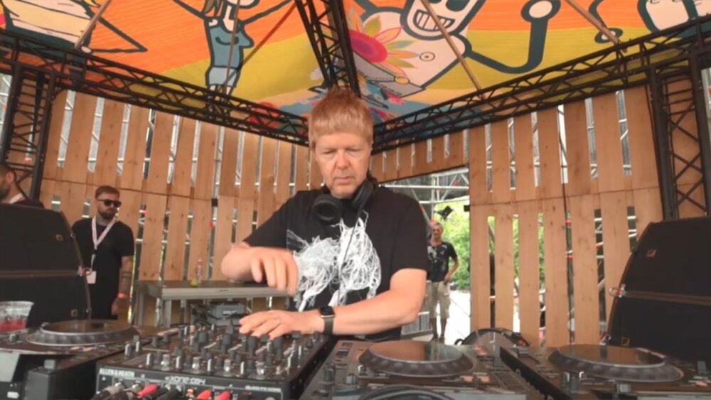 Sabores Mendoza invita al evento del DJ John Digweed   Peatonal del Vino, Mendoza - Domingo 22 Gratis - Música Electrónica