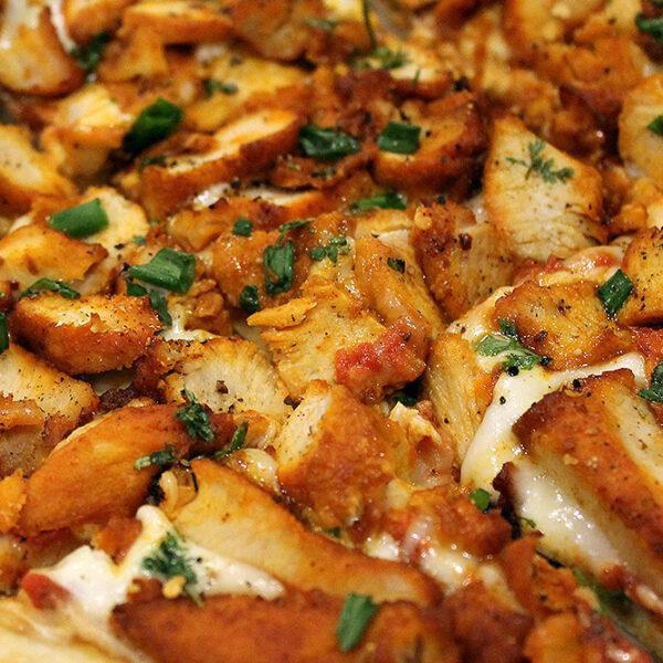 Sabores Mendoza | Pizza de Pollo - Delivery Pedidos Online Mendoza