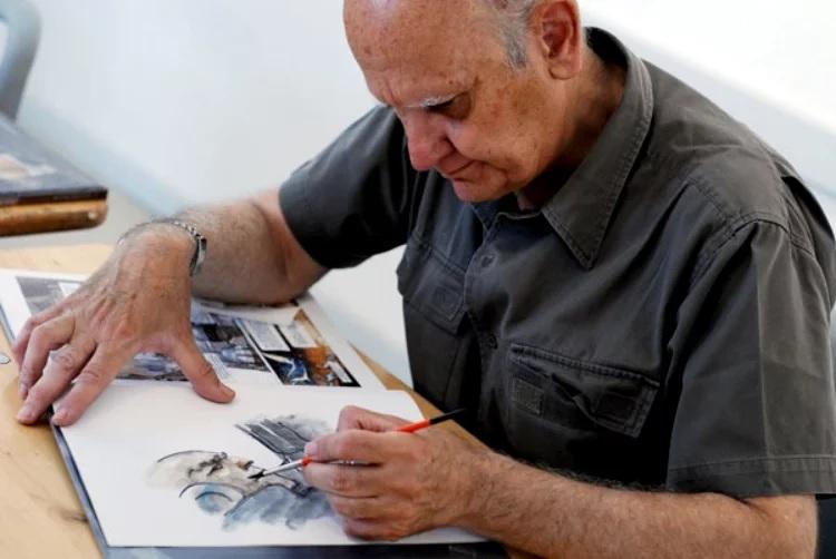 Juan Giménez López Arte Comic Mendoza Argentina