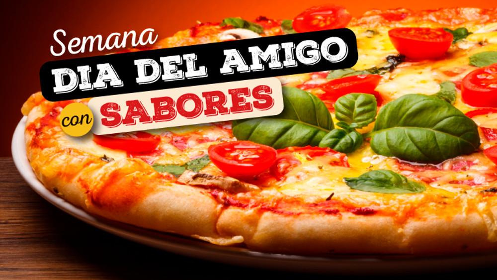 Sabores Mendoza Sorteo Día del Amigo - Delivery de Comida en Ciudad