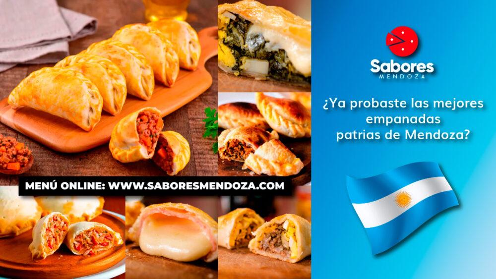 Promoción Docena de Empanadas con Envíos Gratis en Ciudad de Mendoza