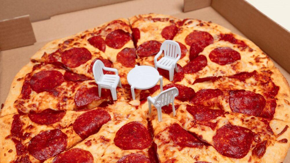La Historia del Cosito de la Pizza - Pizza Saver - SEPI - Guardapizza | Sabores Mendoza | Delivery de comida en Ciudad de Mendoza