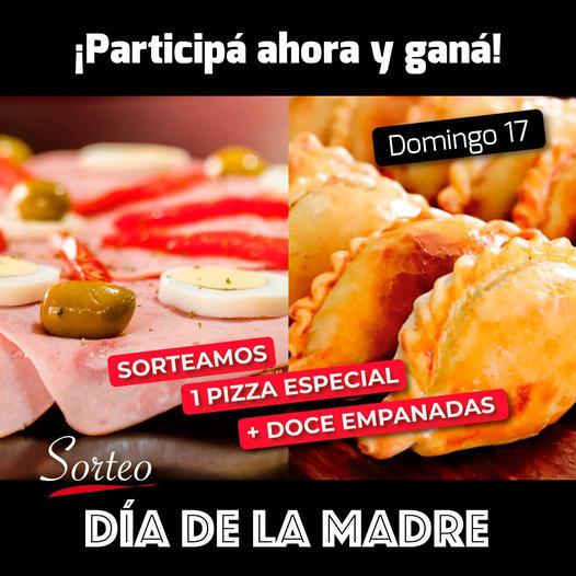 Sorteo Día de la Madre Sabores Mendoza Argentina