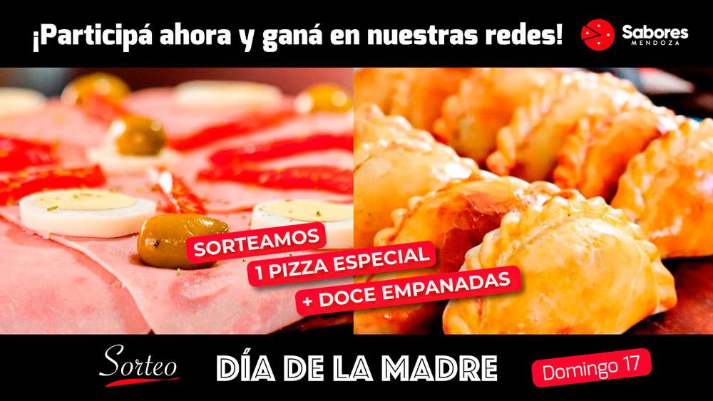 Sorteo Día de la Madre en Sabores Mendoza